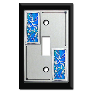 Switch Plates with Stars