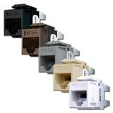 Leviton GigaMax 5e+ Ethernet Jacks