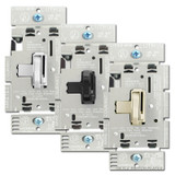 3-Way 600W Toggle Dimmer Light Switches Lutron AY-603P