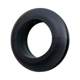 """Flexible .5"""" to .375"""" ID Grommet Cable Cover Hole Protector"""