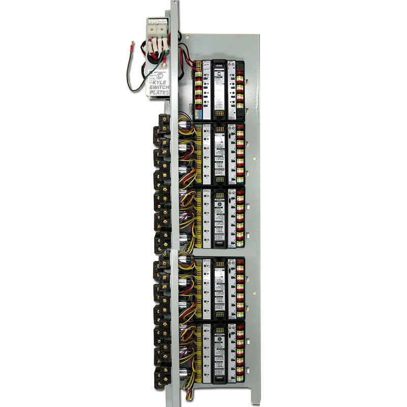 Ge Low Voltage 24 Relay Rr7 Control System Lightsweep