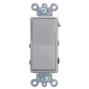 Gray 4 Way Decora Switch
