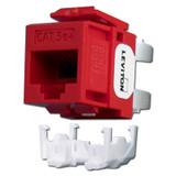Red GigaMax 5e+ Ethernet Jack