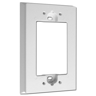 White Raised Switch Plate Extenders