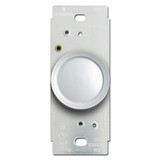 Chrome Leviton Rotary Dimmer Switch