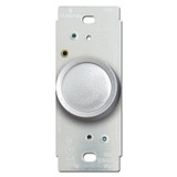 Silver Leviton Rotary Dimmer Switch