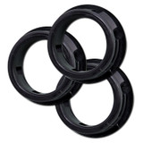 """Plastic Bushing for 5/8"""" Opening Outlet Cover Switch Plate"""