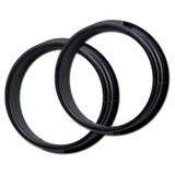 """Plastic Bushing for 7/8"""" Opening Outlet Cover Switch Plate"""
