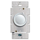 Lutron Silver Rotary Light Dimmer Switch