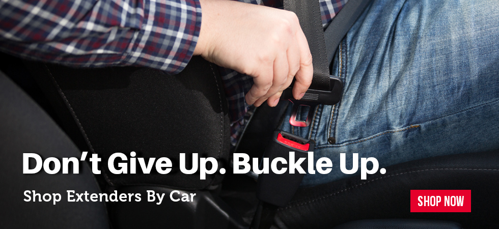 Don't Give Up. Buckle Up.