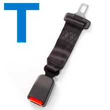 Type T Car Seat Belt Extender