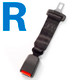 Type R Car Seat Belt Extender