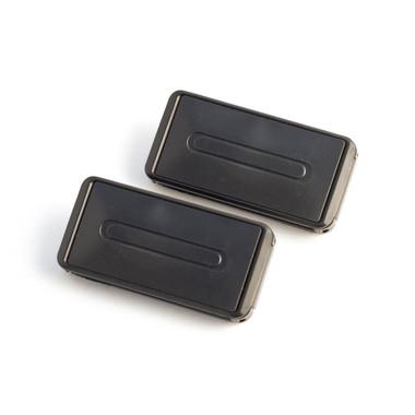 Liftlock Seat Belt Adjuster - 2-pack in black