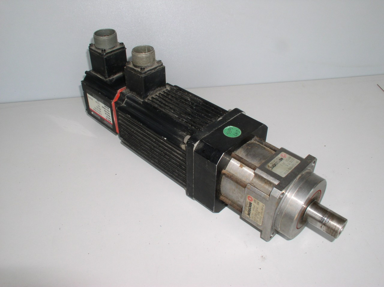 Reliance Electric Servo Motor Electro Craft Servos