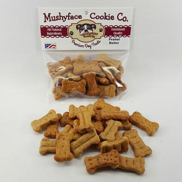 Peanut Butter Mini Bones