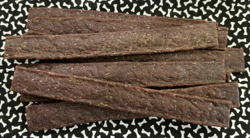 Mushyface Cookie Co.'s original Beef Jerky Sticks
