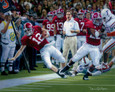 """Champions"" by Daniel Moore 2009 College Football Game of the Year Award®"