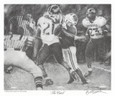 The Catch - Pencil Drawing