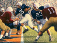 Iron Bowl 1955 by Daniel A. Moore