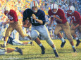 Iron Bowl 1956 by Daniel A. Moore