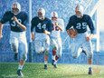 Iron Bowl 1957 by Daniel A. Moore