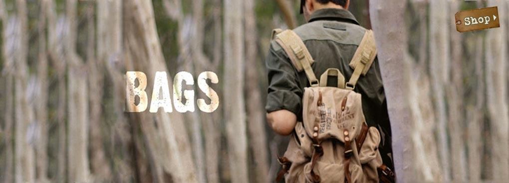 Duffle & Gear Bags