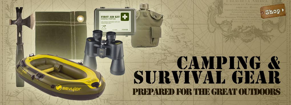 Camping & Survival Gear