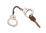 Mini Handcuff Key Rings