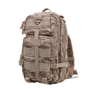 Desert Digital Camo Medium Transport Pack