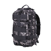 Subdued Urban Digital Camo Medium Transport Pack - Front View