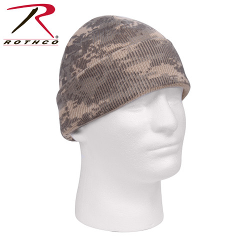 ACU Digital Deluxe Camo Watch Cap - Army Digital