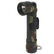 Kids Camo Military D Cell Flashlight - View