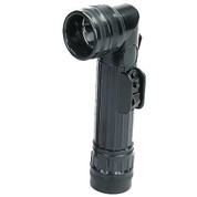 Kids Military Black D Cell Flashlight - View
