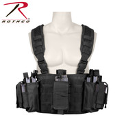 Rothco Operators Tactical Chest Rig Vest - Front View