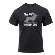 Sheep Dog T Shirt - Front View