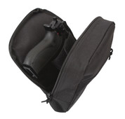 MOLLE Concealed Pistol Carry Pouch - Open View