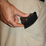 Concealed Carry Pocket Holster - Inside View