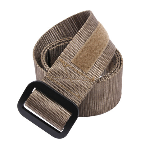 AR 670-1 Compliant Military Riggers Belt - View