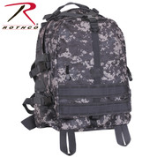 Subdued Urban Digital Camo Large Transport Pack - Rothco View