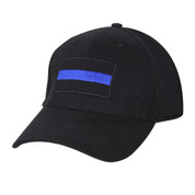 Thin Blue Line Low Profile Cap - View