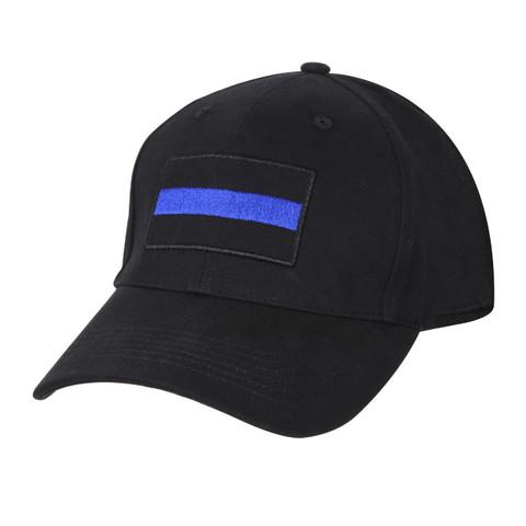 Thin Blue Line Low Profile Cap - View