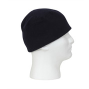 Navy Blue Polar Fleece Watch Cap - View