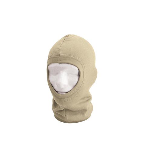 Desert Sand Polypro Balaclava Face Mask - View