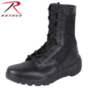Rothco Black V-Max Lightweight Tactical Boot - Full View