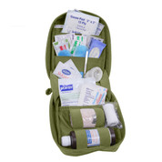 Molle Tactical First Aid Kit - Full View