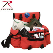 Orange EMT Response Bag - Rothco View
