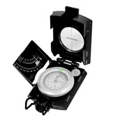 Deluxe Black Marching Compass - View