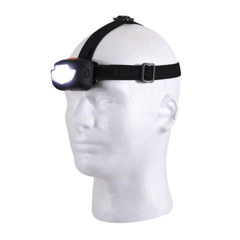 Rothco Black LED Headlamp - View
