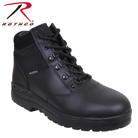 Rothco Forced Entry Tactical Waterproof Boot - Angle View