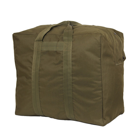 Enhanced Nylon Olive Drab Aviators Kit Bag - view